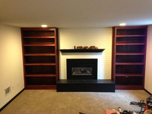 crew bookshelves