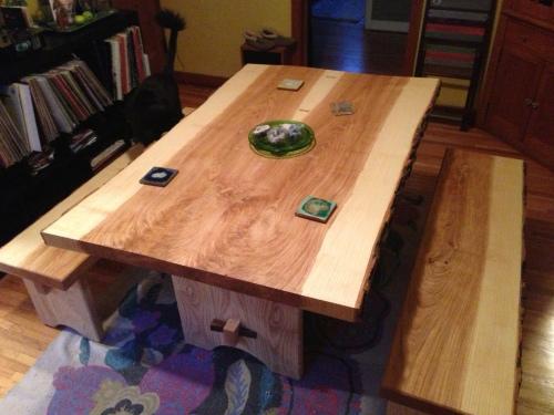 josh and ashley table