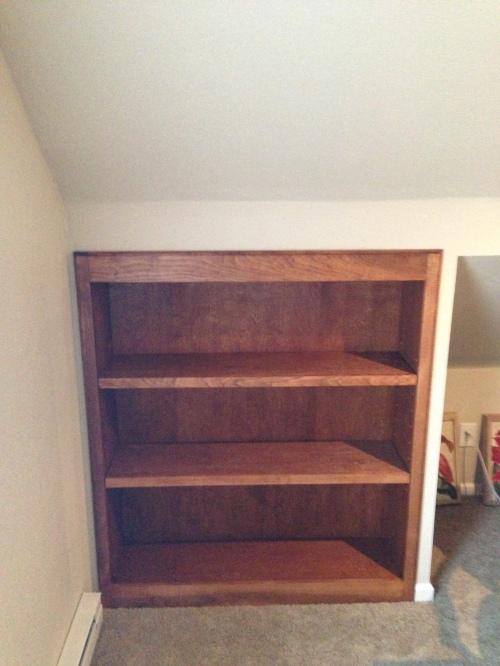 whitney bookshelf