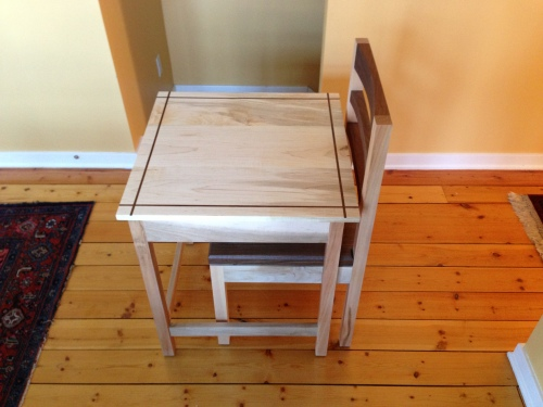 writing desk and chair 1