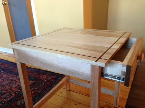writing desk drawer